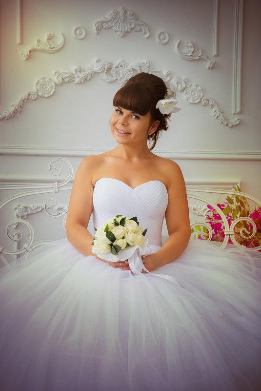 Потрет невесты - Мария Бизунова