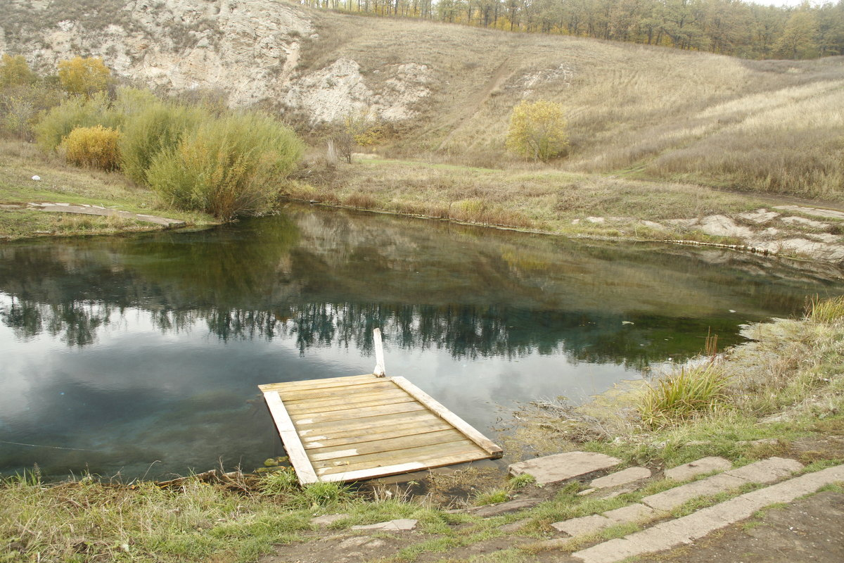 Озеро в Башкирии - esadesign Егерев
