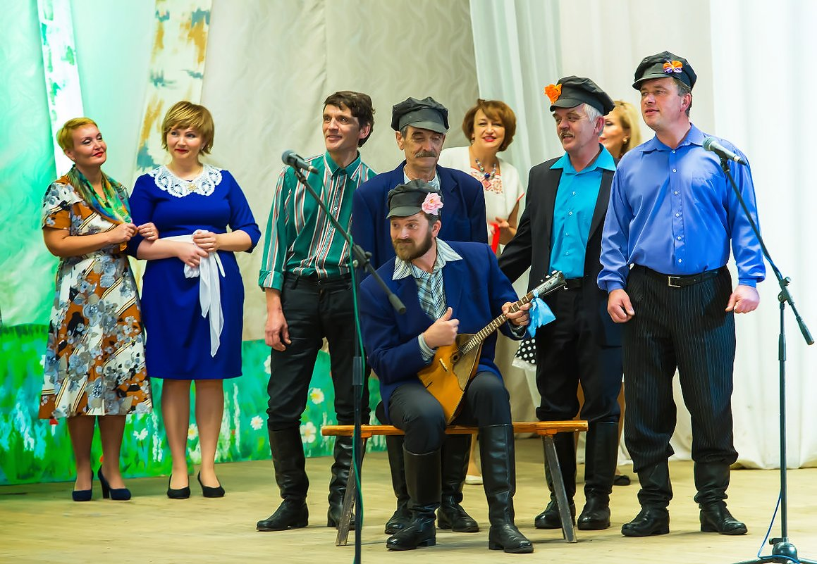 Концерт - Валентин Кузьмин