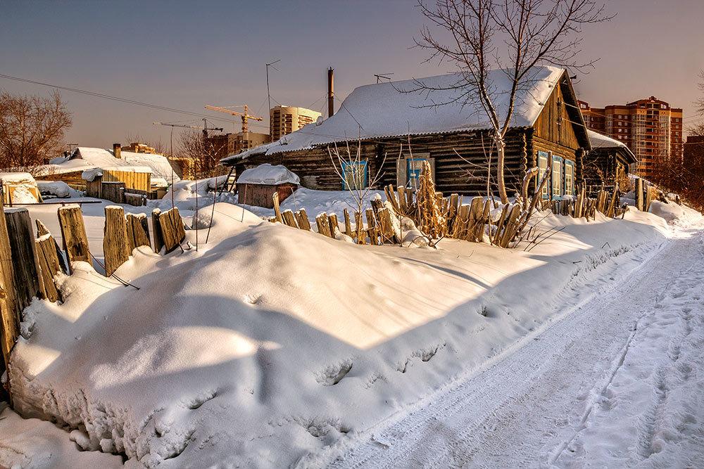 Снег - Nn semonov_nn