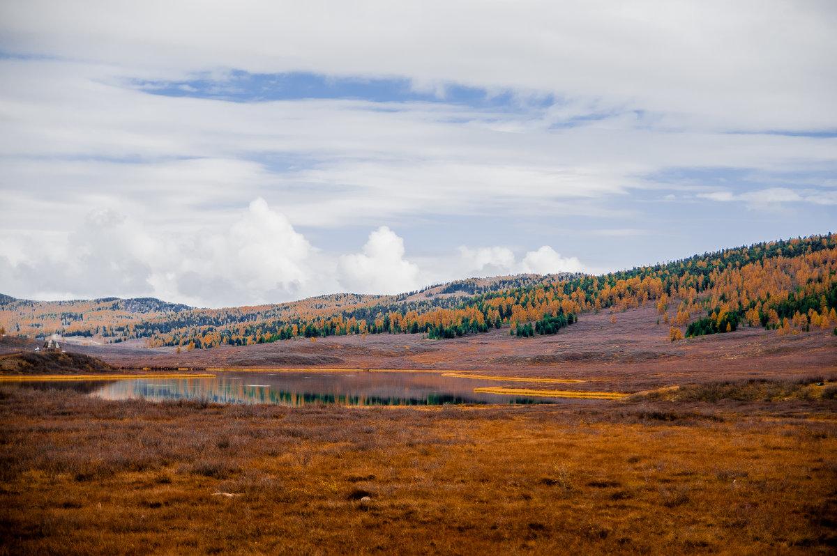 По дороге на перевал Кату-Ярык - Elena Nikitina