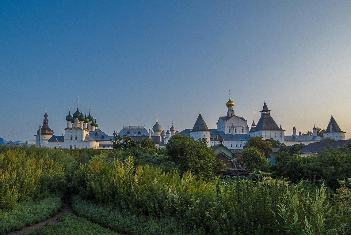 Утро в Ростове - Сергей Цветков