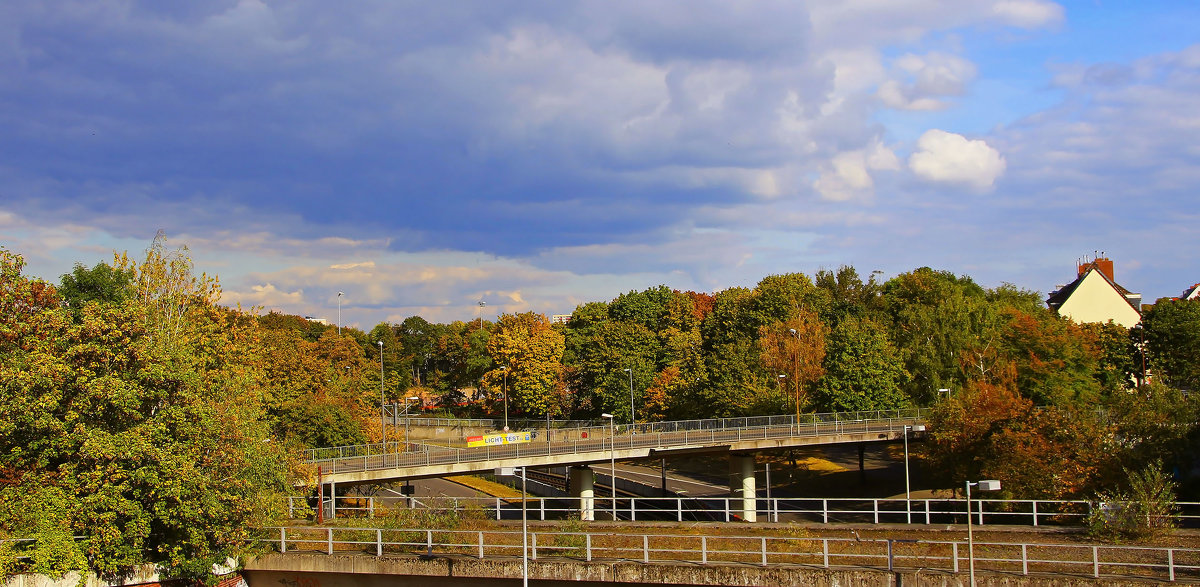 Осень в городе - Alexander Andronik