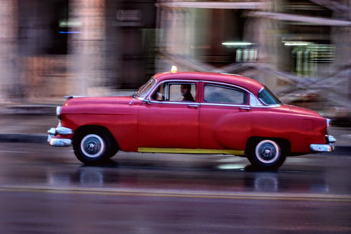 Red Taxi - Arman S