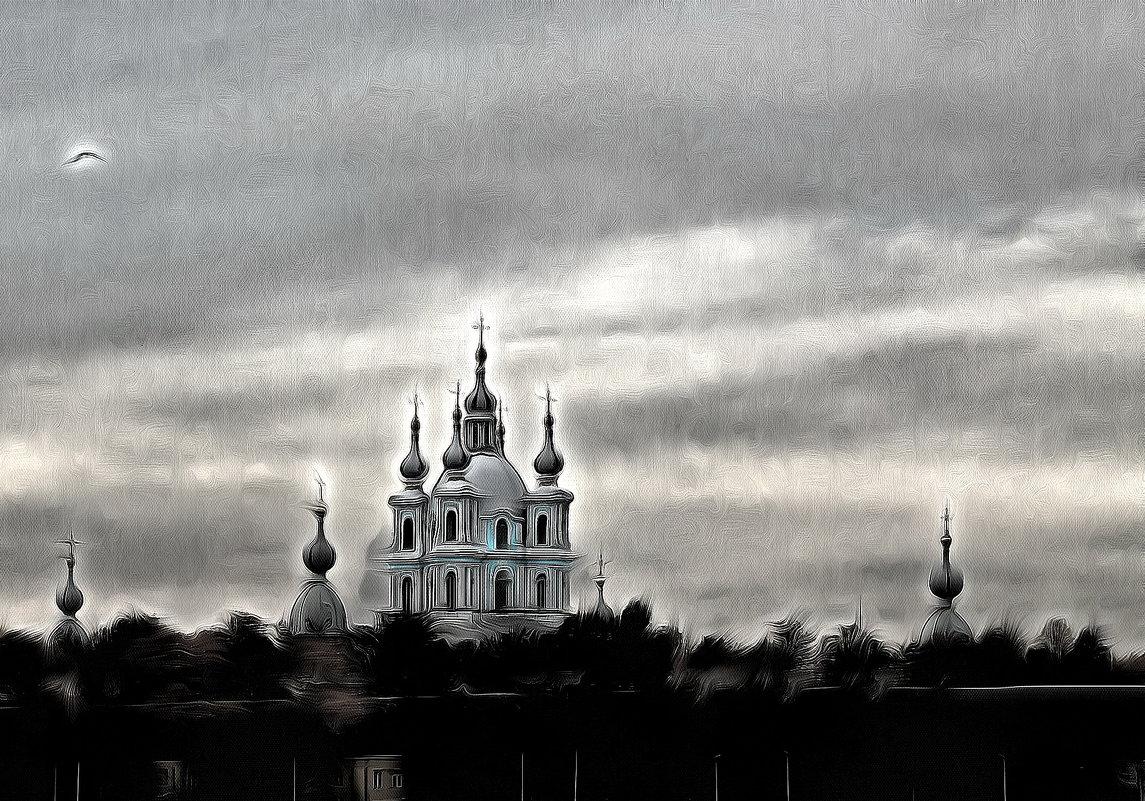 Сумерки.... - Tatiana Markova