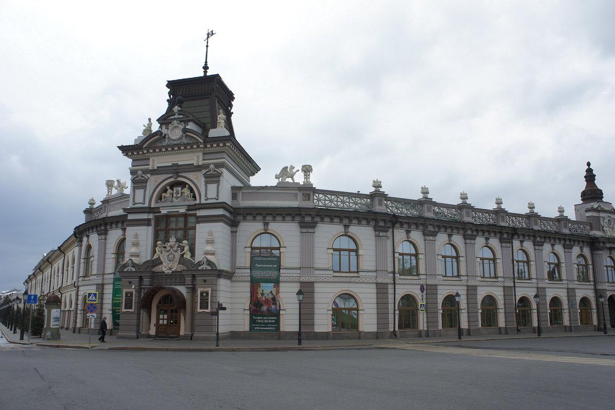 ул. Кремлевская, дом 2. Национальный музей Республики Татарстан - Елена Смолова