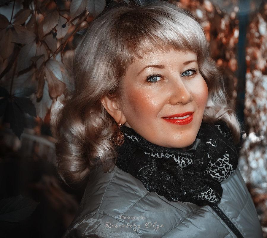 ... - Olga Rosenberg