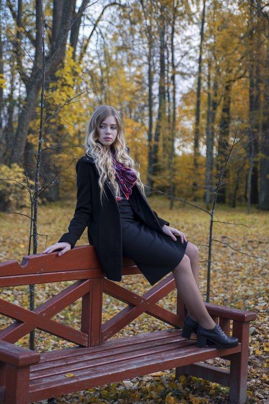 В парке - Женя Рыжов