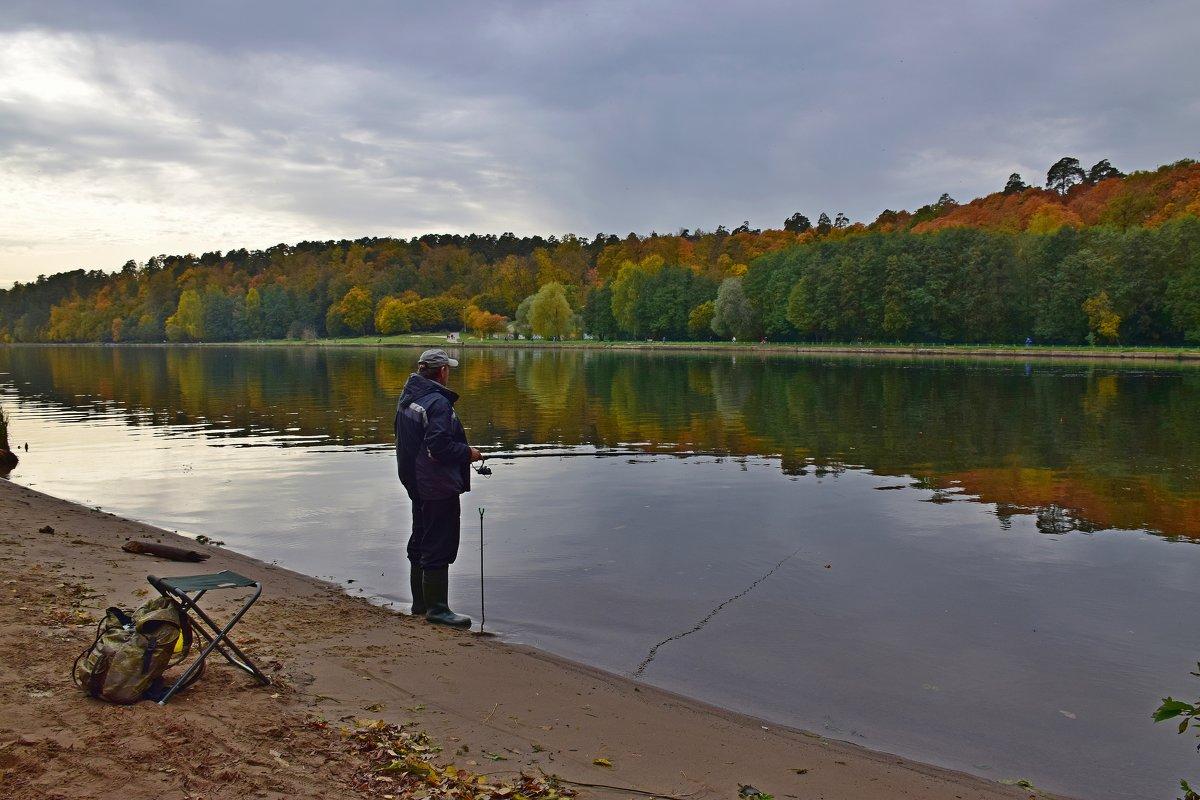 Осенняя рыбалка. - vkosin2012 Косинова Валентина