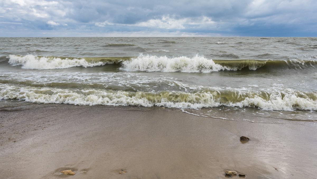 Морской бриз.. - Yuriy Puzhalin