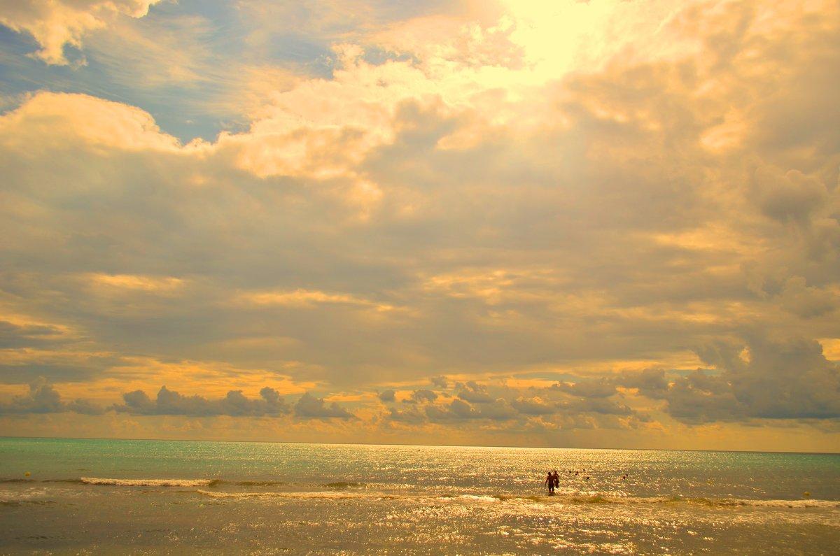 Море в Тунисе - Мила Мит