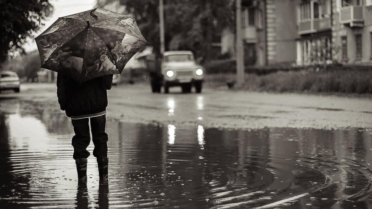 дождь - ИрЭн Орлова