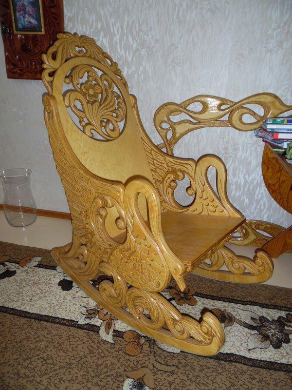 Кресло - Андрей Солан