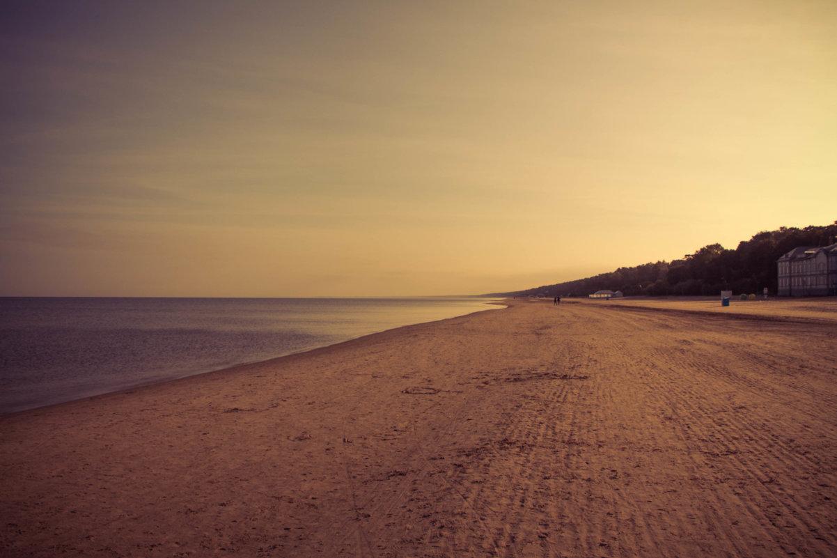 Юрмала, пляж - Raman Stepanov