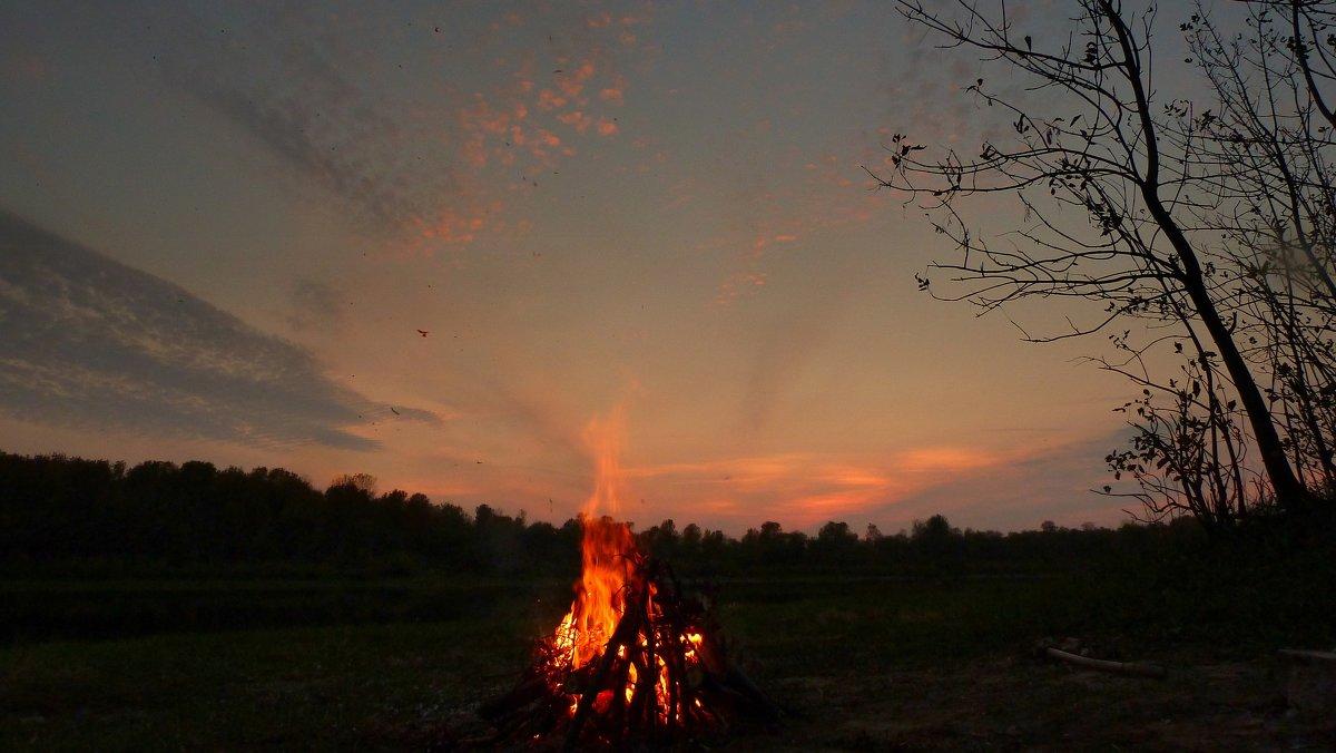последний теплый вечер этой осени 2 - Александр Прокудин