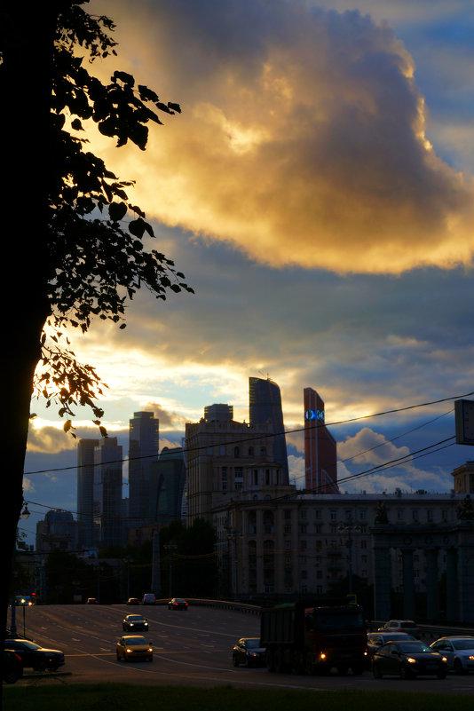 moscow city - Йована Марьянович