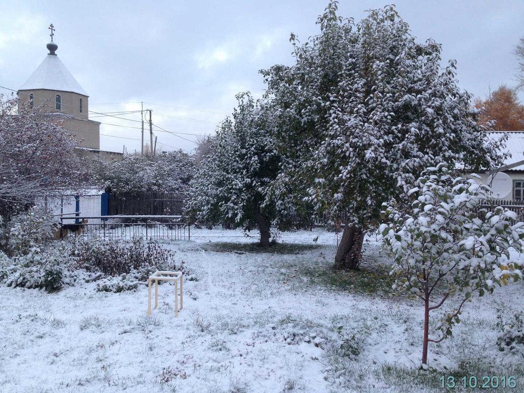Первый снег - Vladikom