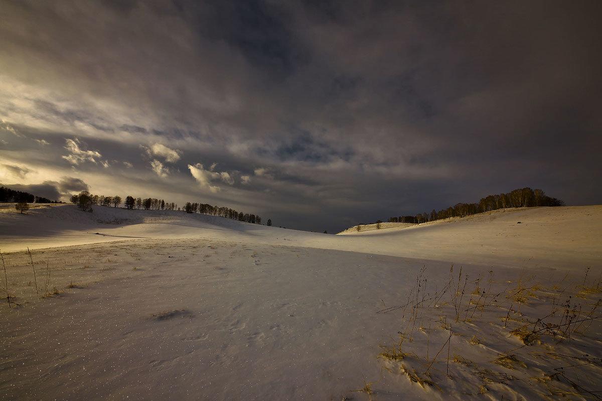 На горы зимние, взор Ваш, пусть неутомимым будет 25 - Сергей Жуков