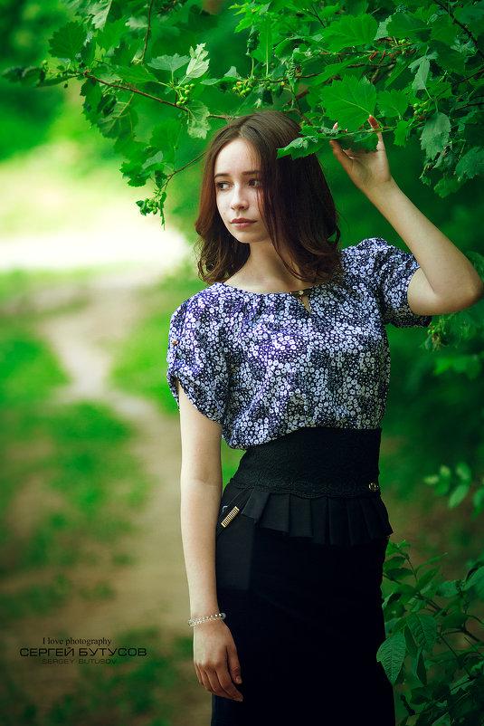 Дарья - Сергей Бутусов