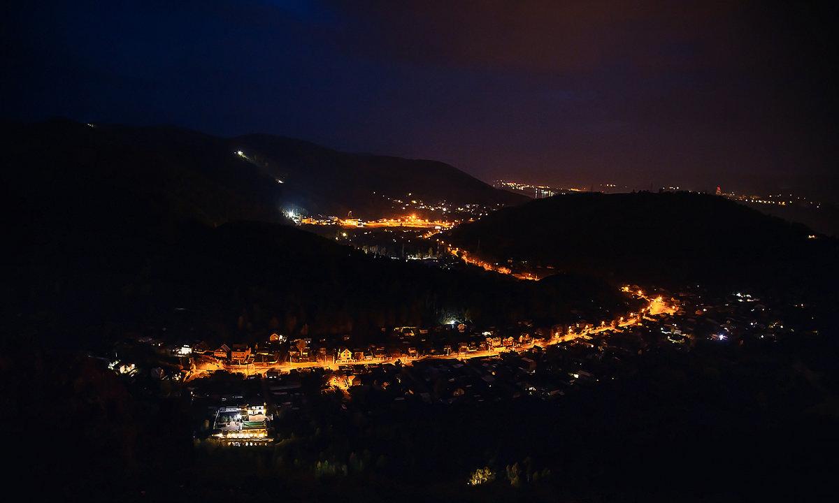 Ночной город - Артём Кыштымов