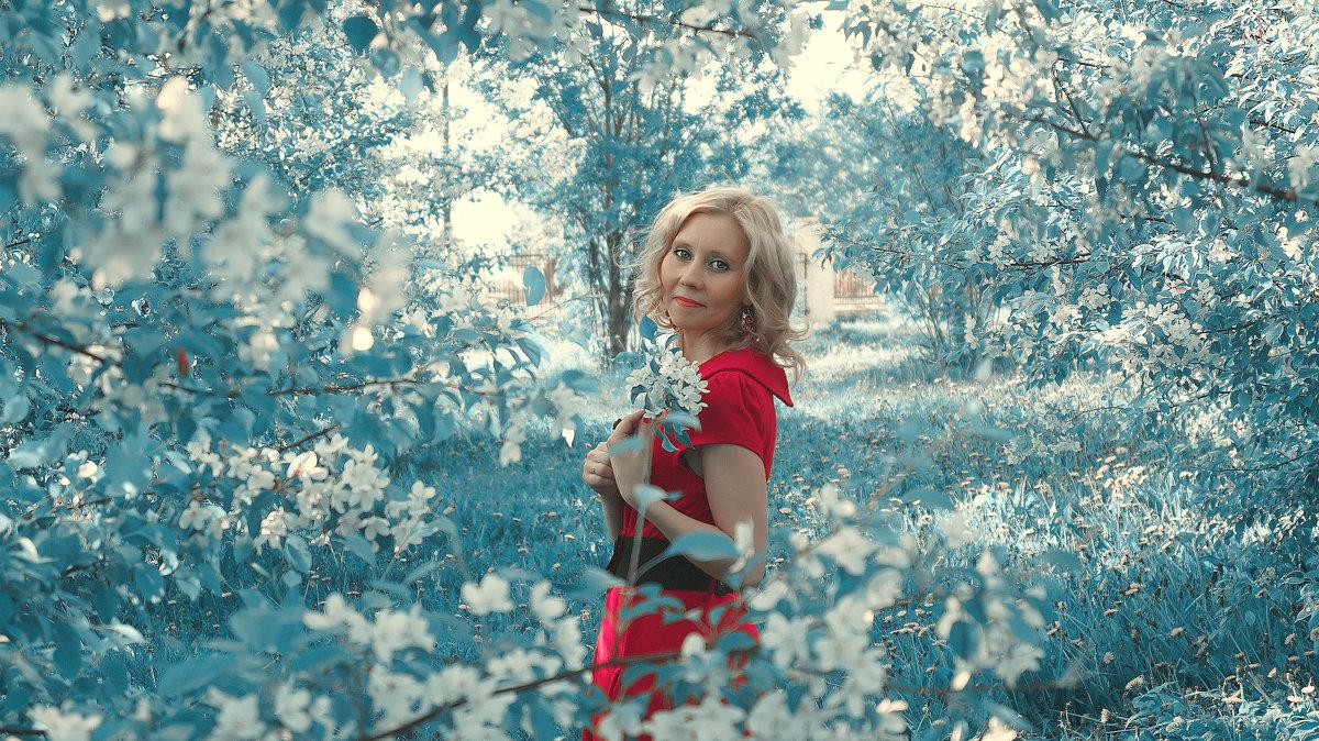 Ностальгия по Весне... - Olga Rosenberg