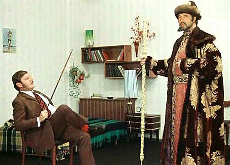 в кадре с Пуговкиным - Miko Baltiyskiy
