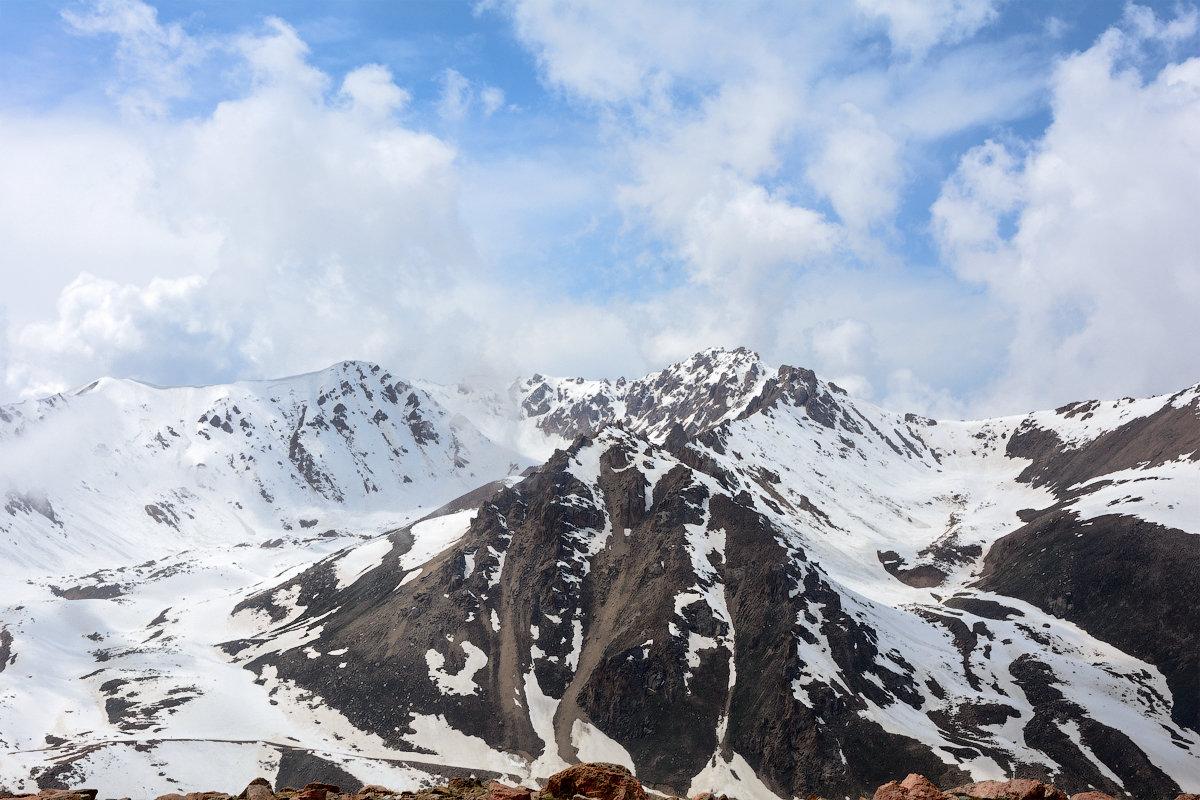 в горах выше 3000 м - Горный турист Иван Иванов