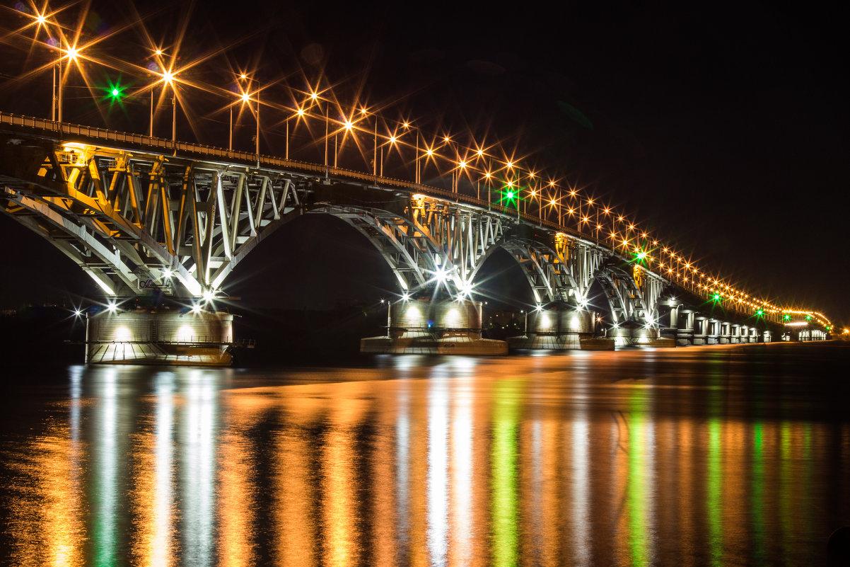 Мост Саратов-Энгельс - Ирина Будимирова