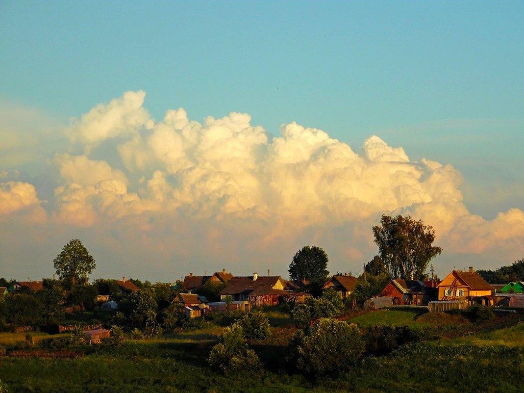 Небесные облока - Андрей Буховецкий