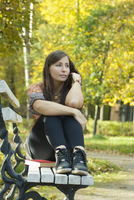 Золотая осень - Анна Городничева