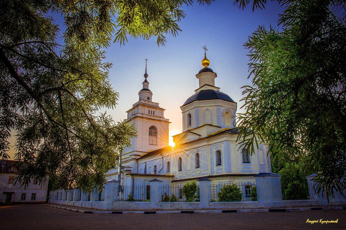 Церкви Подмосковья. Продолжение. - Андрей Куприянов