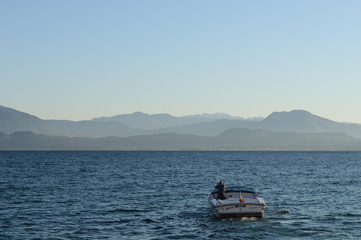 Хорошая погода на озере Гарда - Valeriy(Валерий) Сергиенко