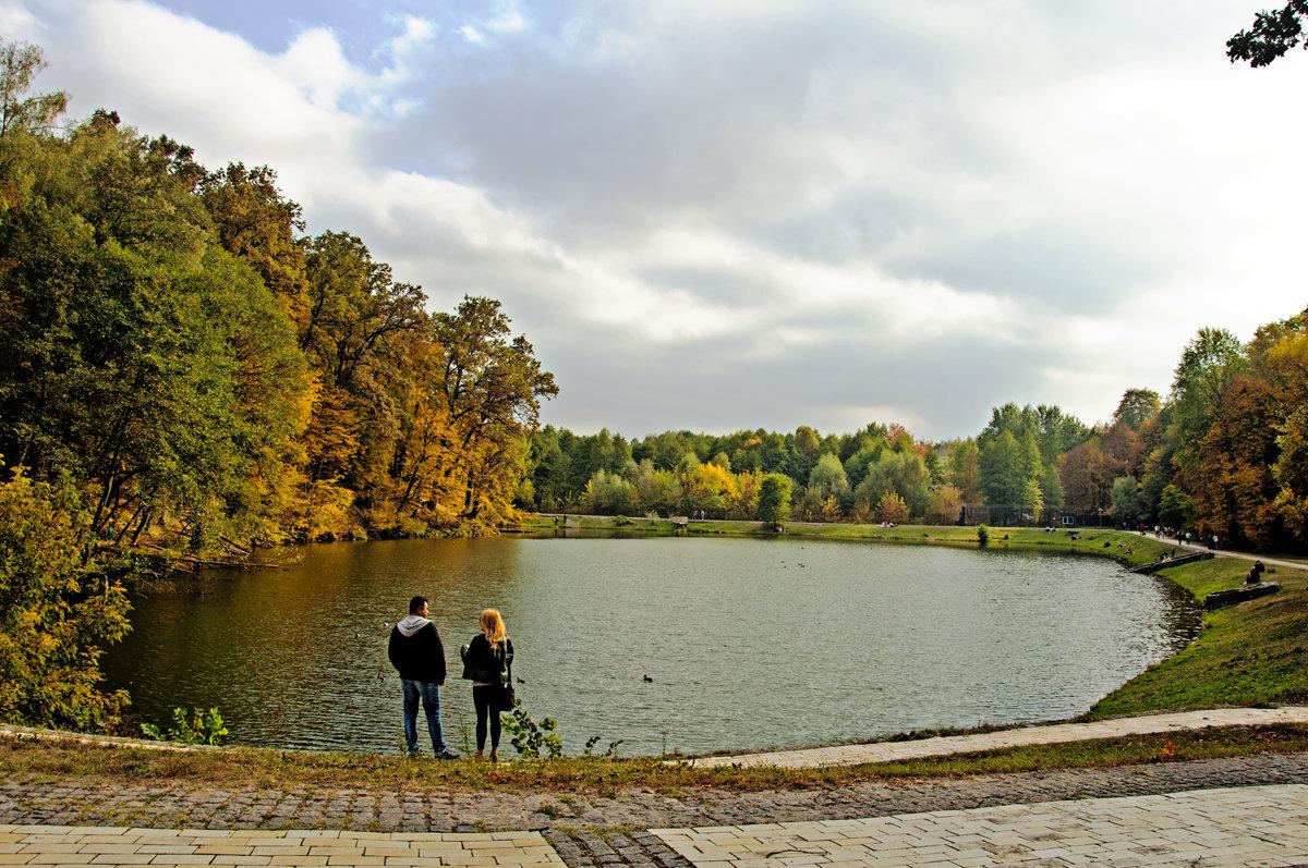 Autumn etude - Roman Ilnytskyi