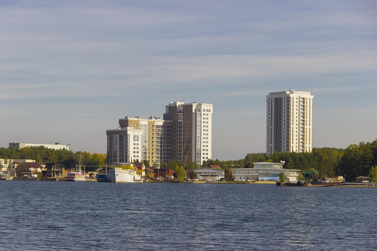 Мой другой Новосибирск - Дима Пискунов