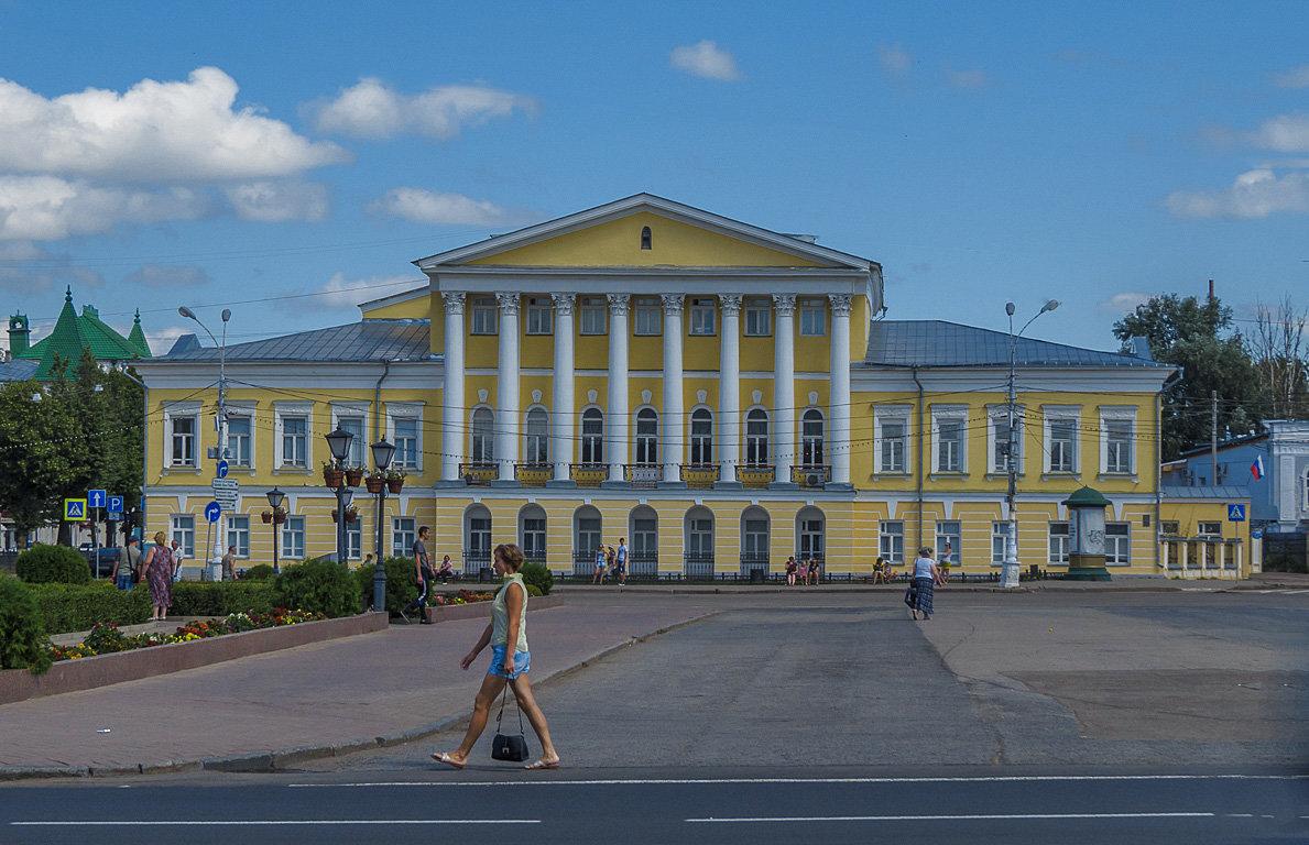 Костромичи - Сергей Цветков