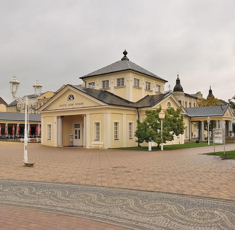 Франтишковы лазни - Валерий