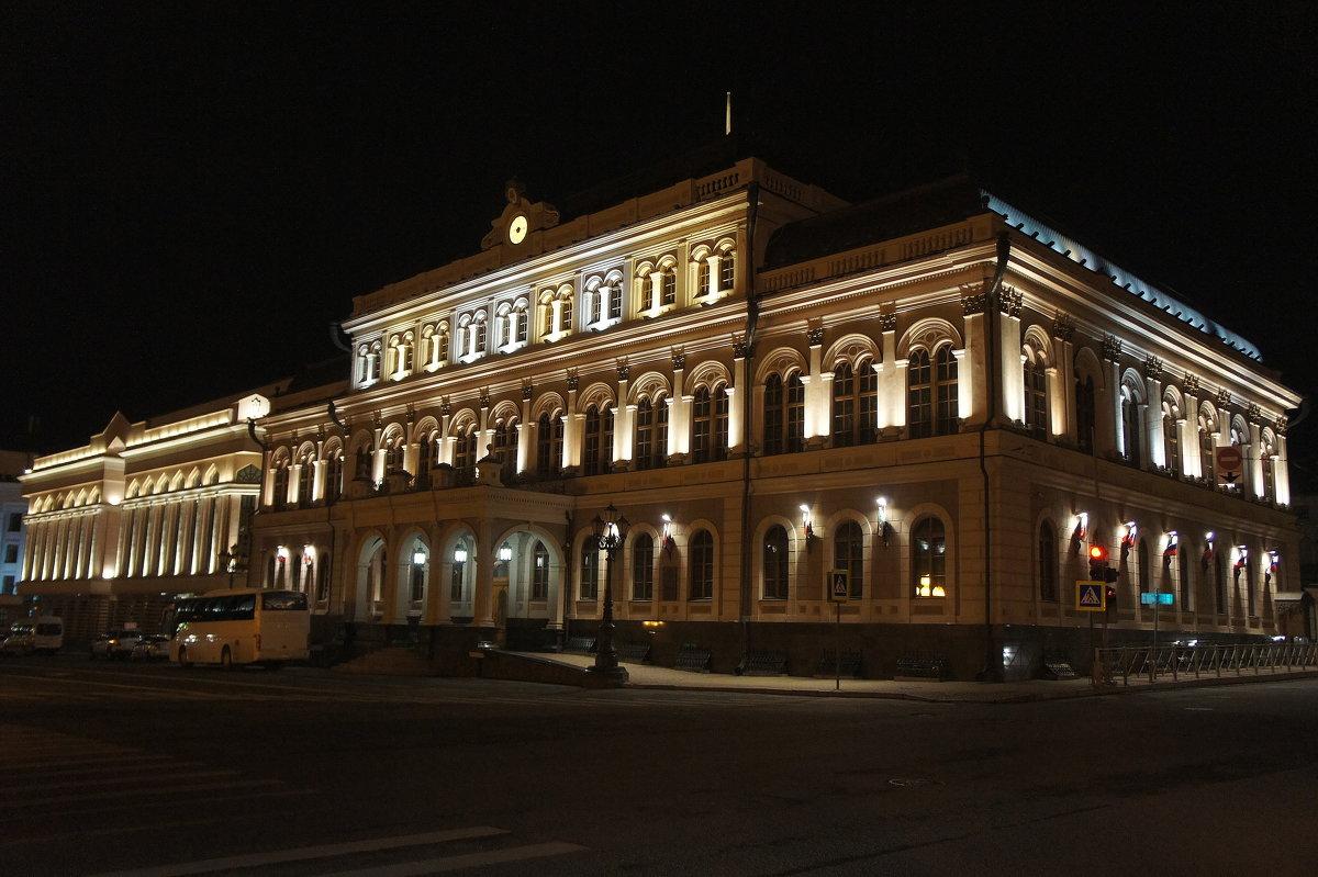 Казанская ратуша - Елена Павлова (Смолова)