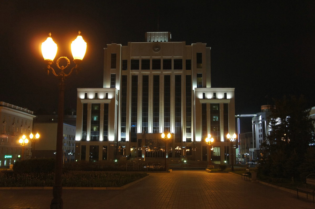 Современное здание Правительства Татарстана - Елена Павлова (Смолова)