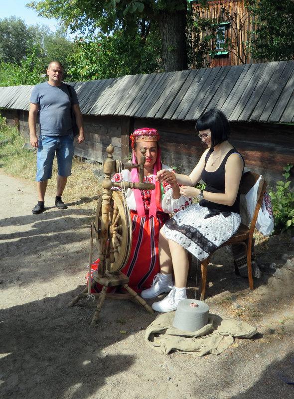 Рукодельницы - Наталья Джикидзе (Берёзина)