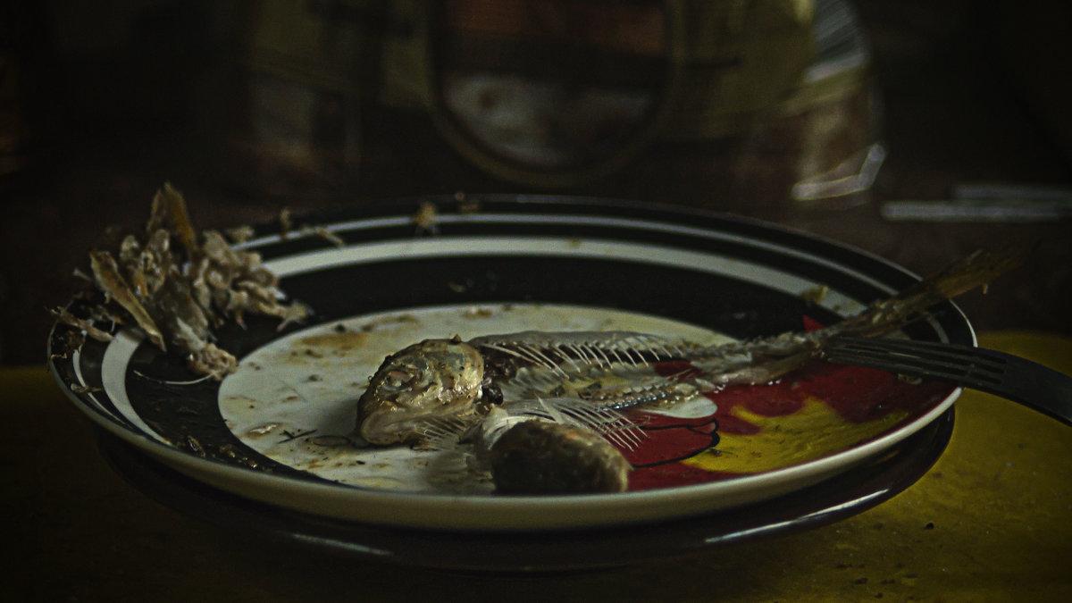 Мёртвая рыба! - Яков Реймер