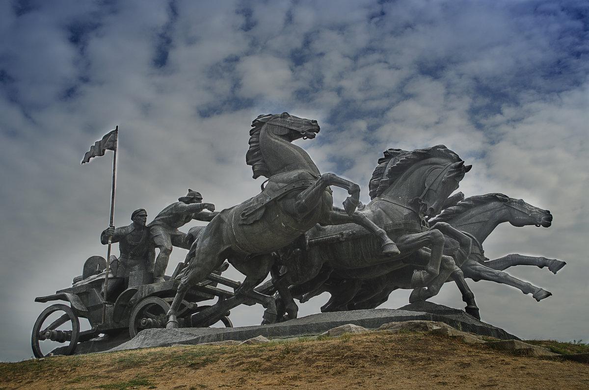 Тачанка - Алексей Ершов