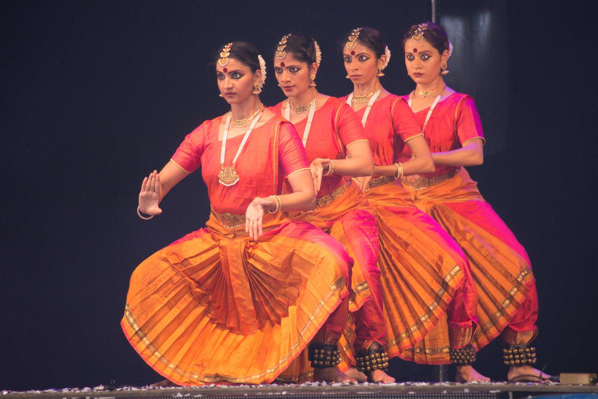 Индийский танец - Bogdan Snegureac