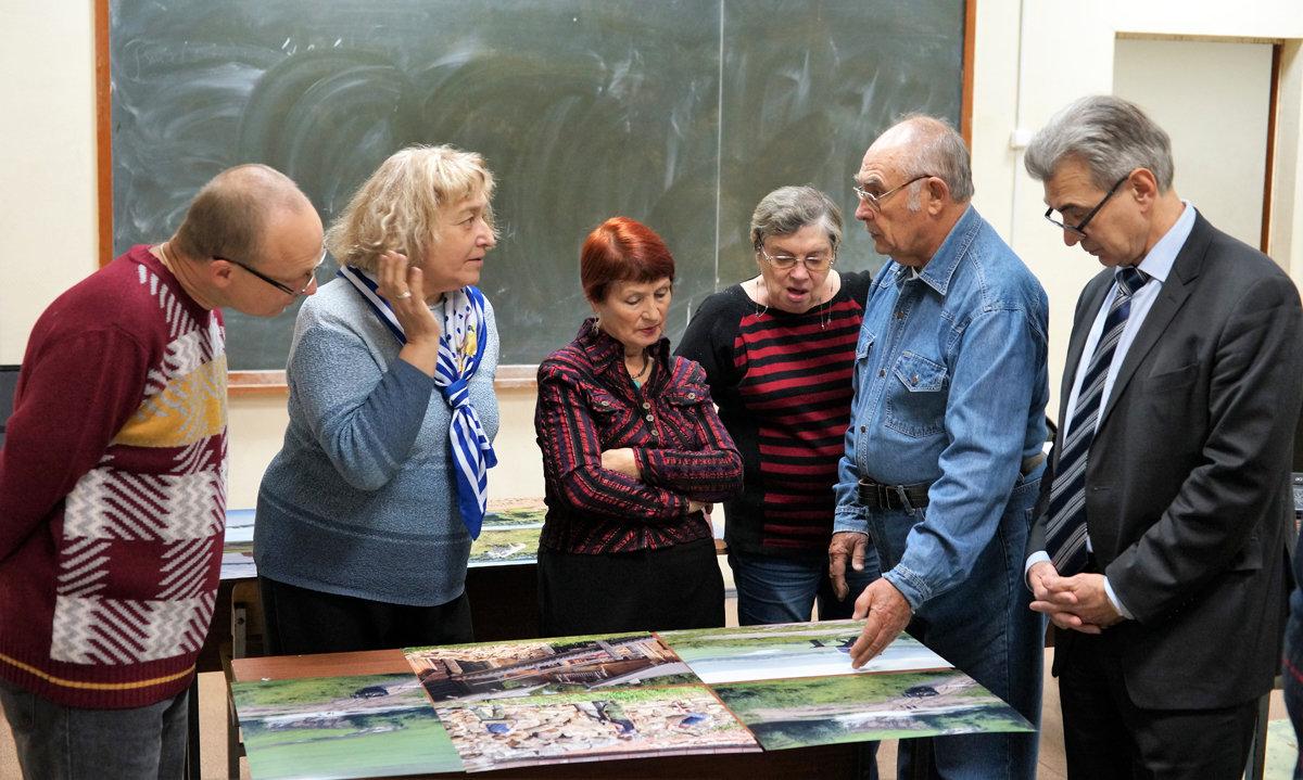 Встреча в клубе Альфа 12.10 2016г - Юрий Журавлев