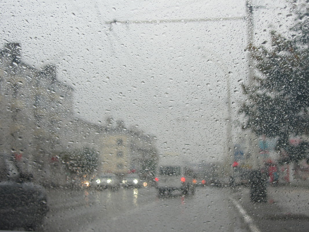 В нашем городе дождь... - Герович Лилия