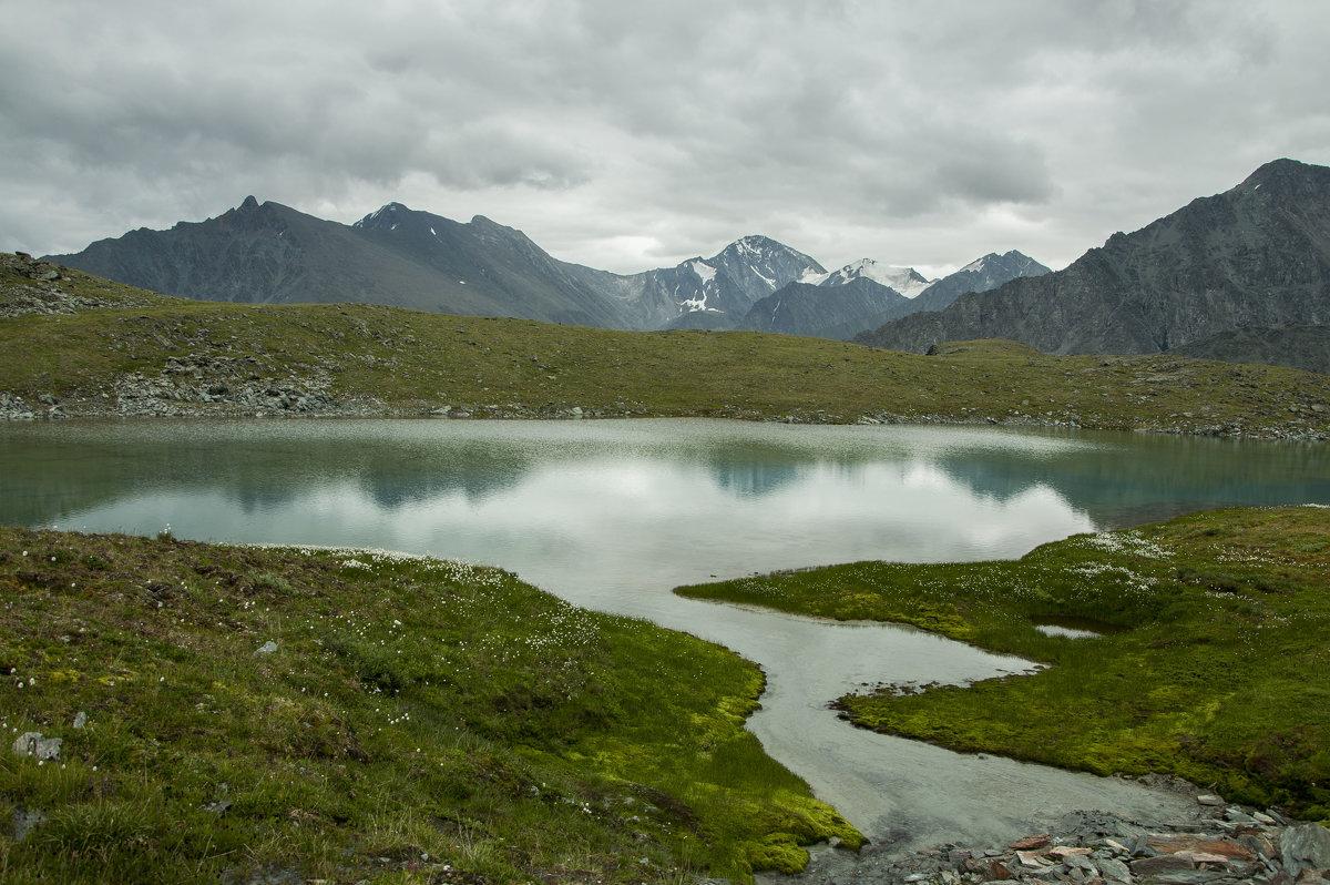 В Долине Семи озер - Ларико Ильющенко