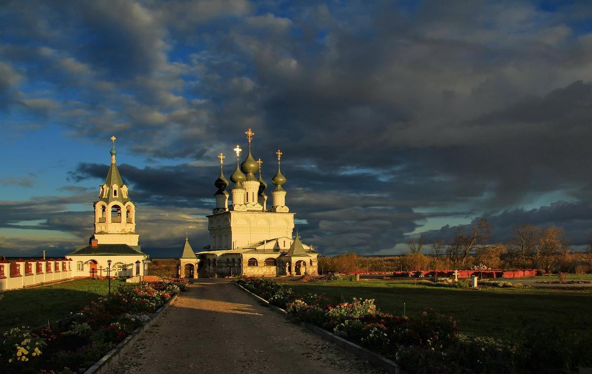 Осень в Муроме - Александр Лукин