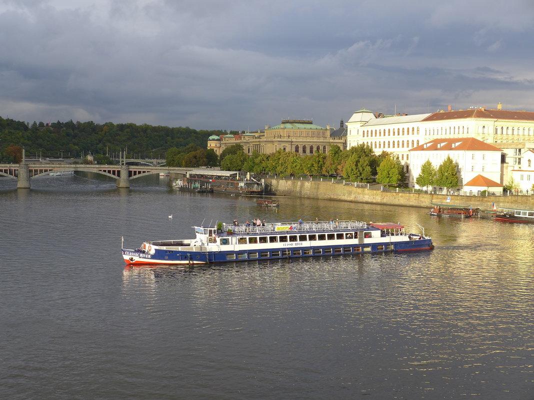 Прага, Влтава - ZiBerg 60