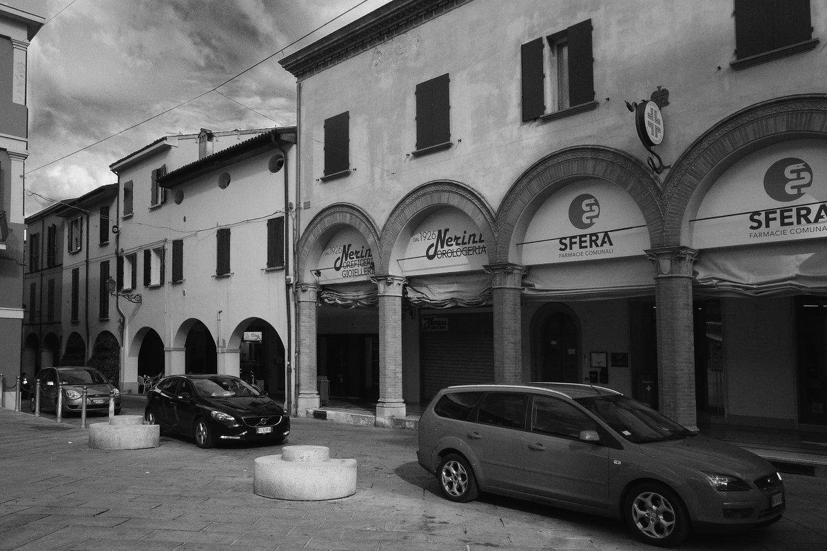 Будни провинциальной Италии - M Marikfoto