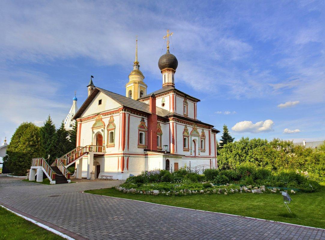 Троицкий собор - Константин