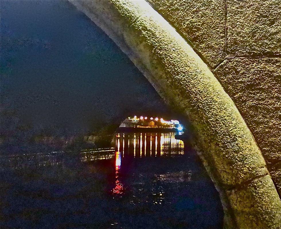 ночь из-под моста - Елена